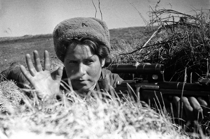 Стрелок. 1944г.