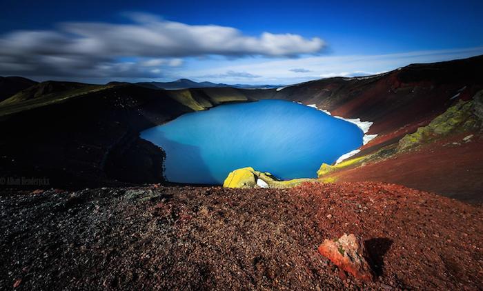 Красота Земли на снимках Alban Henderyckx.