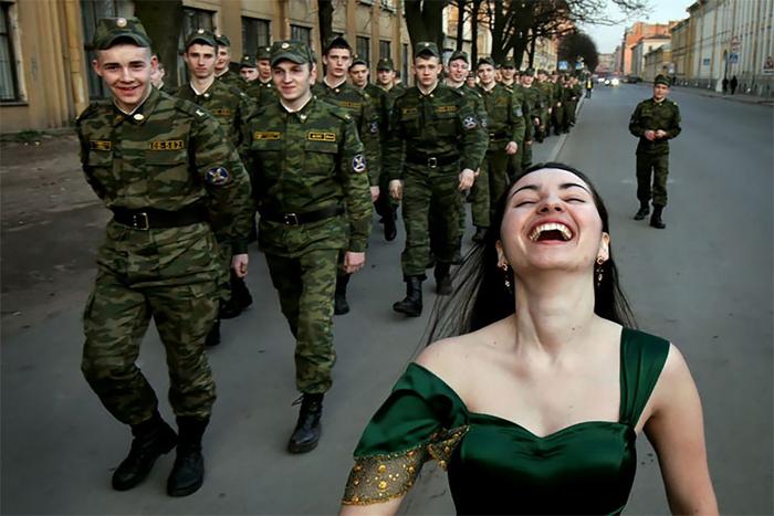 Смех. Фото: Александр Петросян.