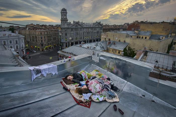 Спальный район. Фото: Александр Петросян.