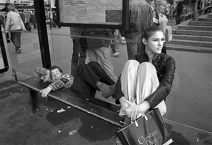 На улице. Фото: Александр Петросян.