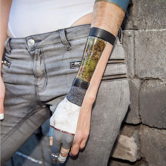 Альтернативные конечности— арт-проект, который изменил мир протезирования