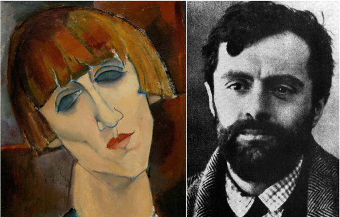 Амедео Модильяни / Amedeo Modigliani.
