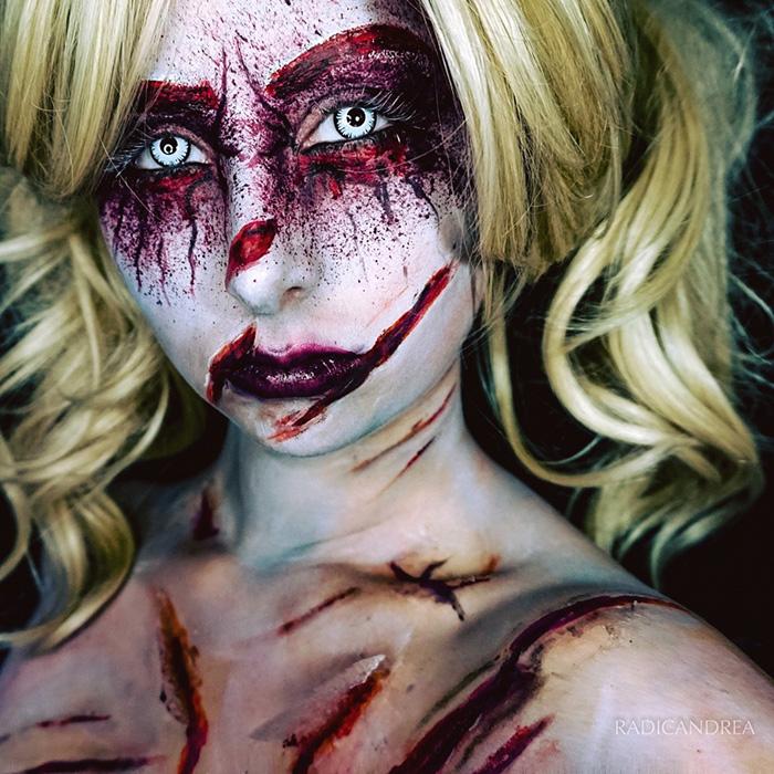 Кровь и раны. Автор: Andrea De La Ossa.