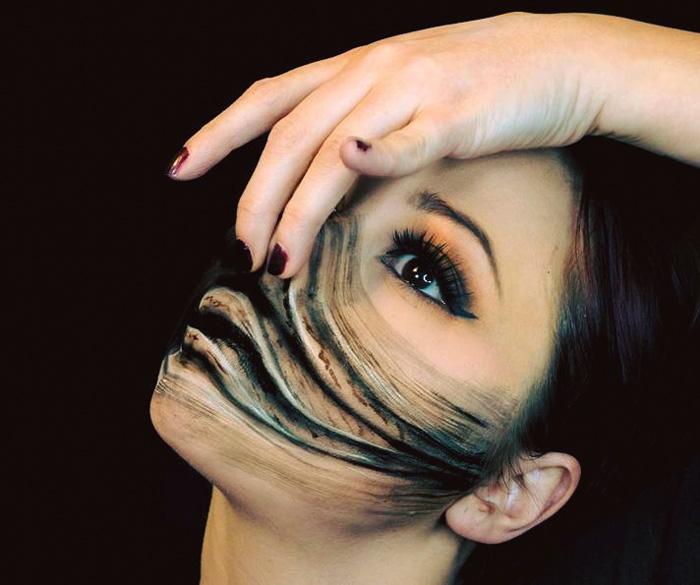 Перелистывая лица. Автор: Andrea De La Ossa.