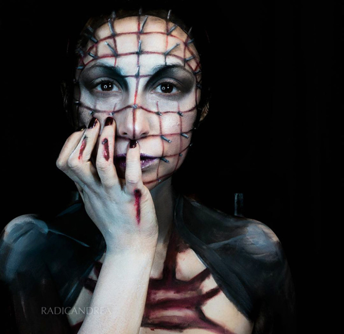 Пытки. Автор: Andrea De La Ossa.
