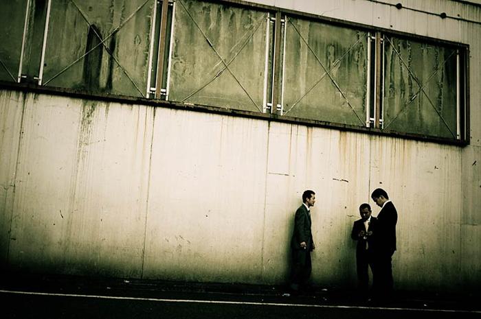 Встреча.  Автор фото: Anton Kusters.