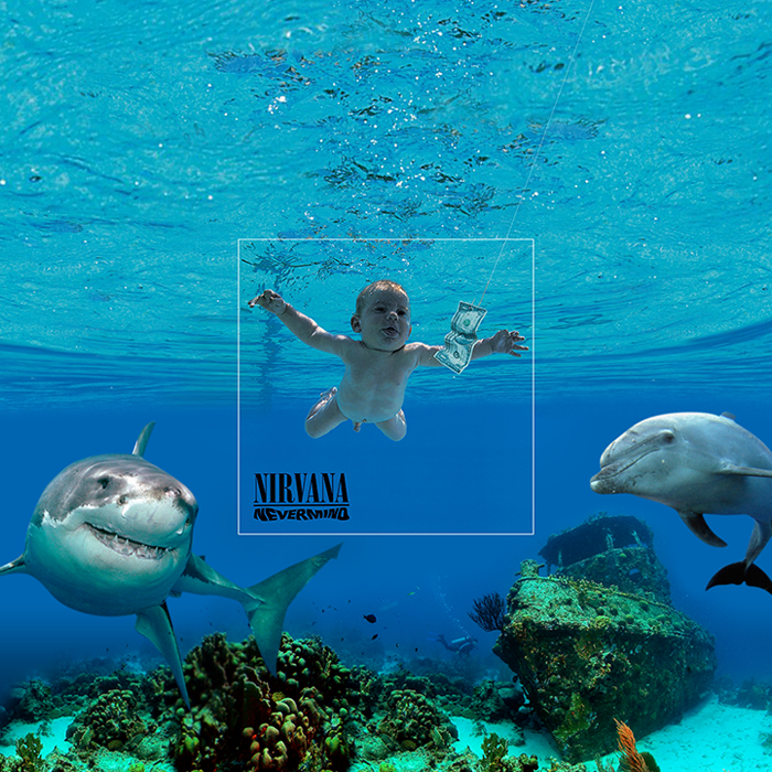 Nirvana - Nevermind.