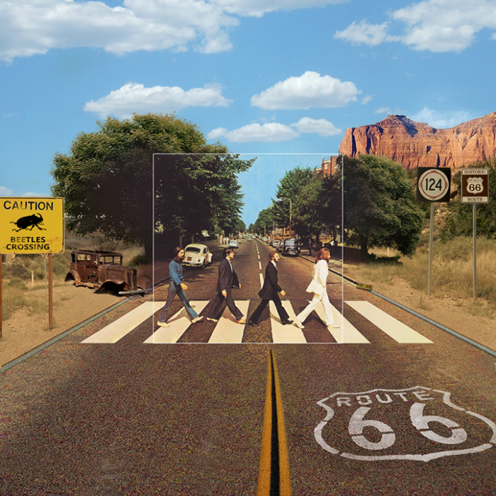The Beatles - Abbey Road.