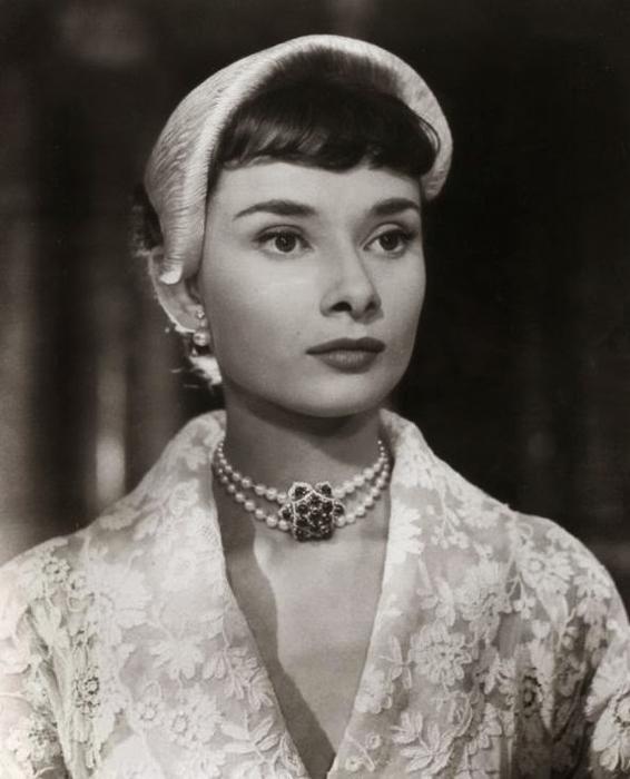 Одри Хепберн, ок.1952г.