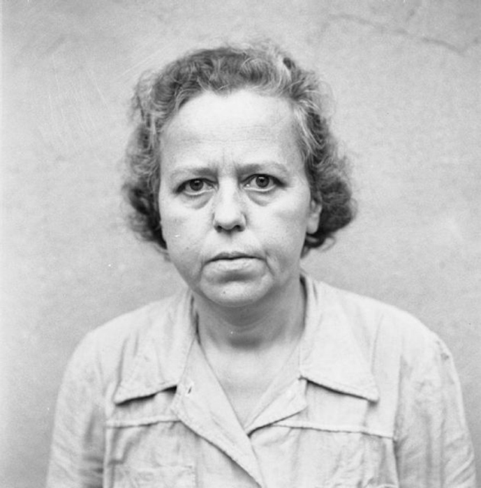 Гертруда Зауэр: Приговорена к 10 годам заключения в тюрьме.