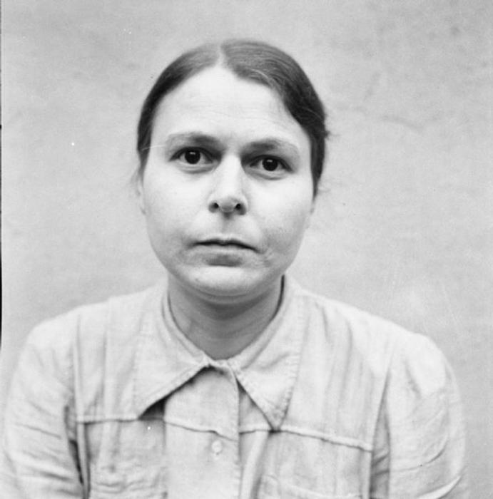 Гертруда Файст: Приговорена к 5 годам заключения в тюрьме.
