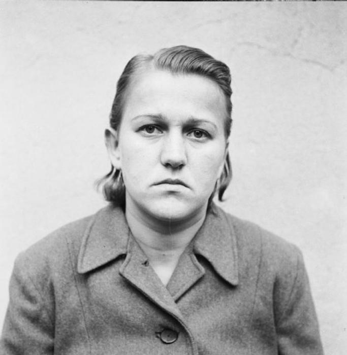 Хильда Лизевиц: Приговорена к году заключения в тюрьме.