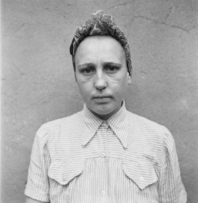 Фрида Волтер: Приговорена к 3 годам заключения в тюрьме.