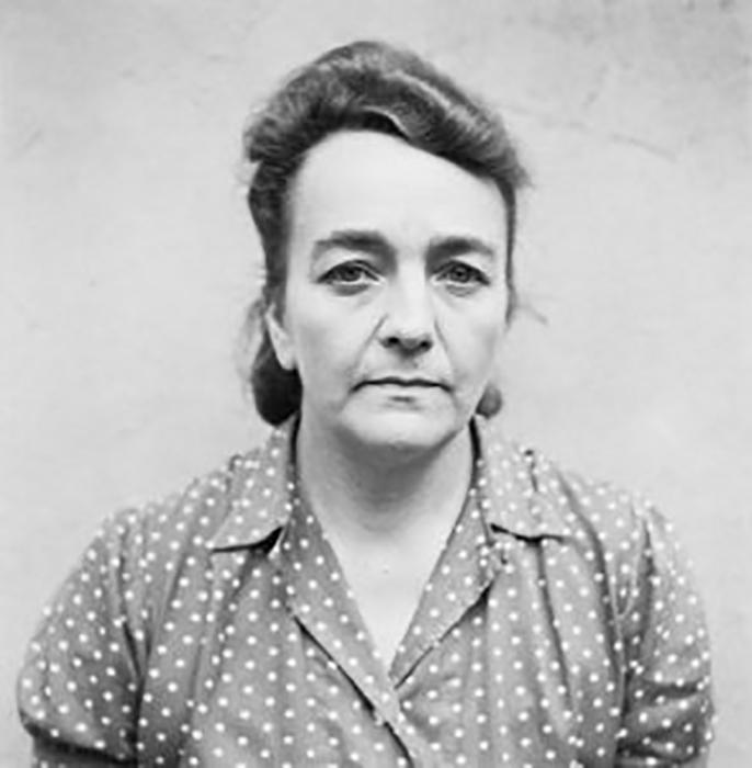 Анна Хемпель: Приговорена к 10 годам заключения в тюрьме.
