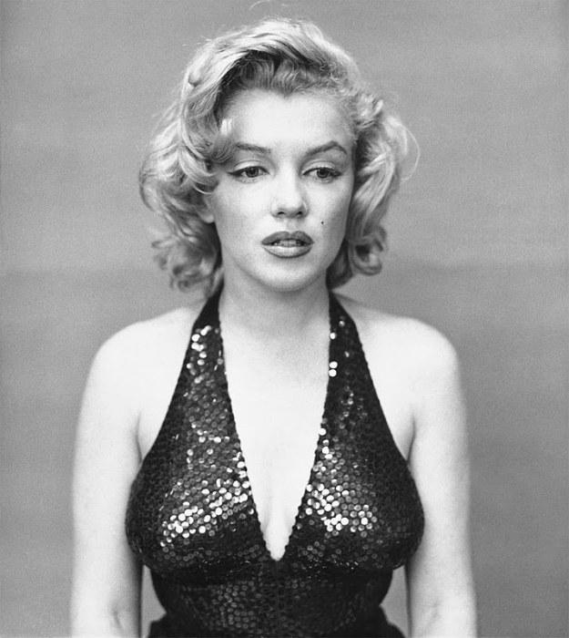 Мэрилин Монро. 1957г.