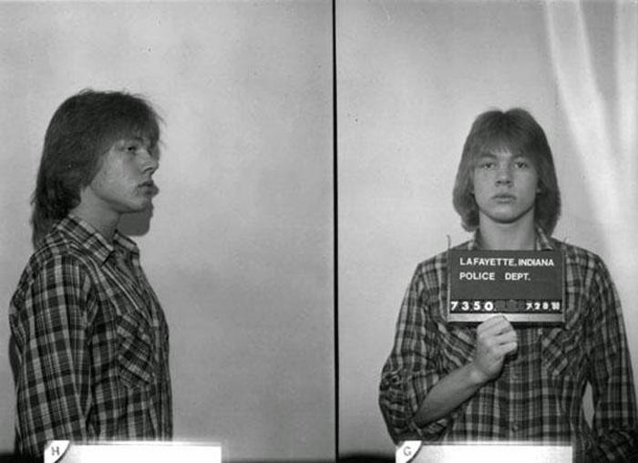 Фотография под арестом: Axl Rose.
