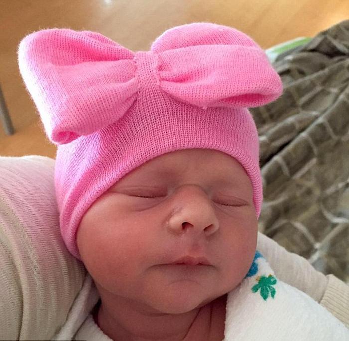 Второй ребенок Бейкеров родился раньше срока, но в конечном итоге всё обошлось хорошо.