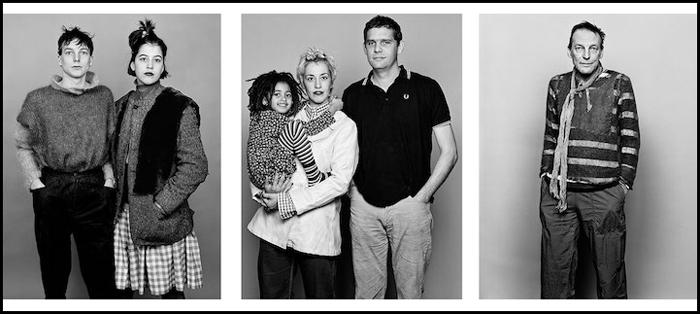 Фабиан и Регула (1982) / семья Регулы (1997) / Фабиан (2014).