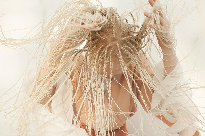 Белоснежные альбиносы. Фото: Vinicius Terranova.