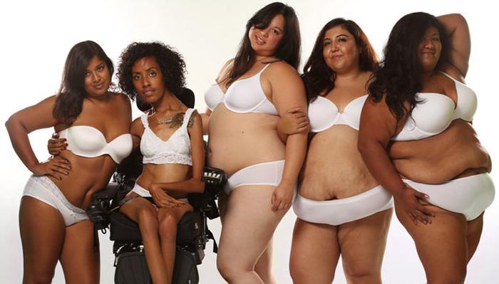 #BeyondBeauty - кампания в поддержку разнообразия представленных в журналах женщин.