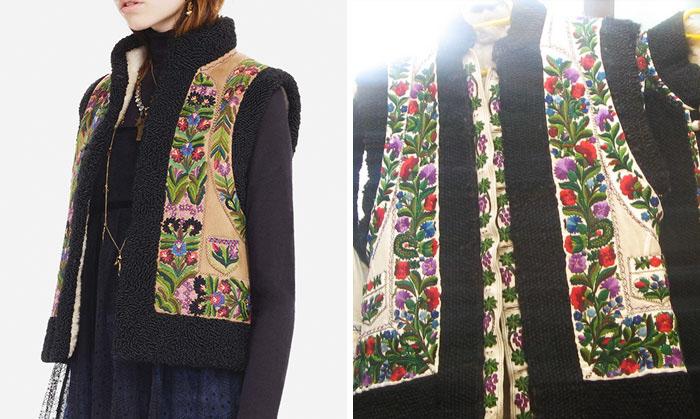 Мастера из Бихора моментально узнали свои работы в одежде Dior.