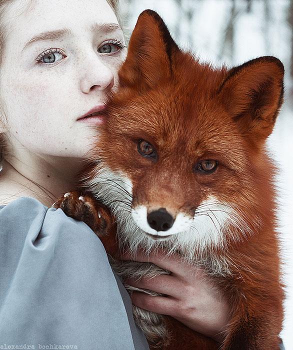 Polly & Alice. Фото: Alexandra Bochkareva.
