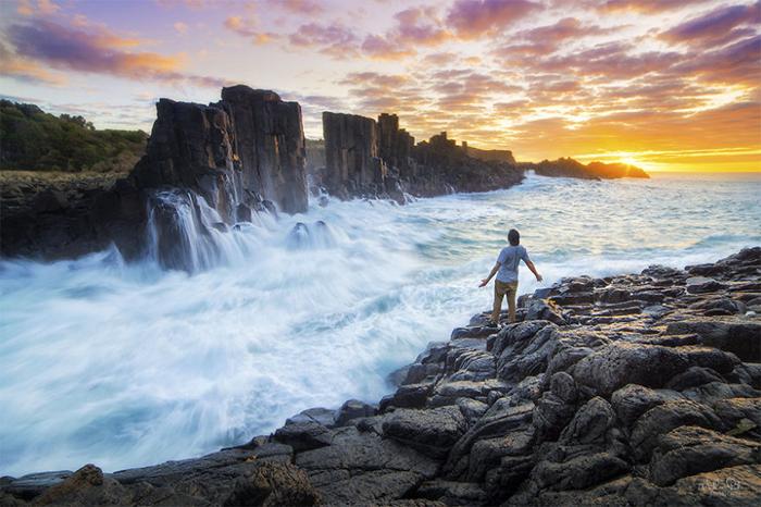 Бомбо, Австралия. Автор фото: William Patino.