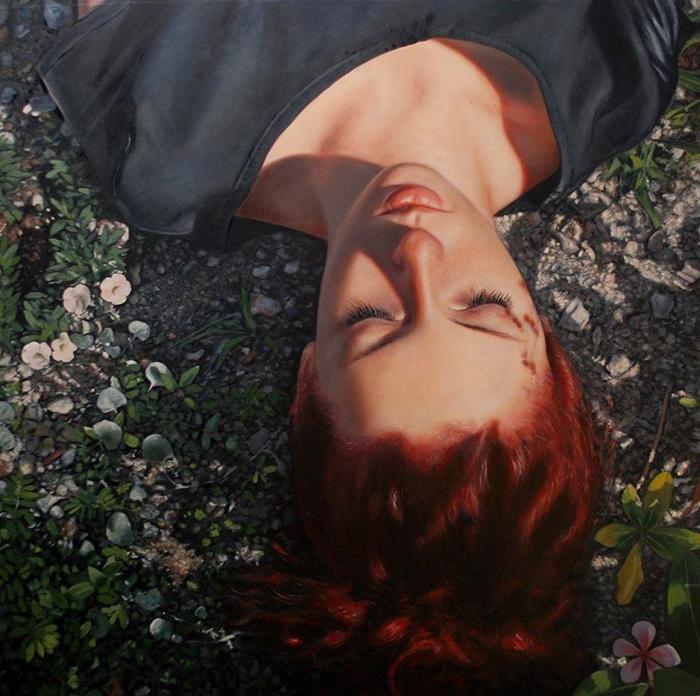 Гиперреалистичная картина Браунвин Хилл.