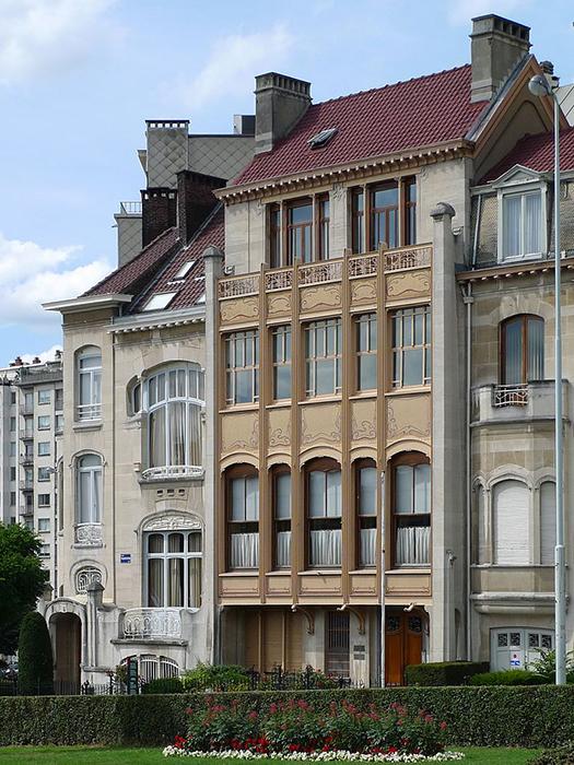 Отель-ван-Етвельде.