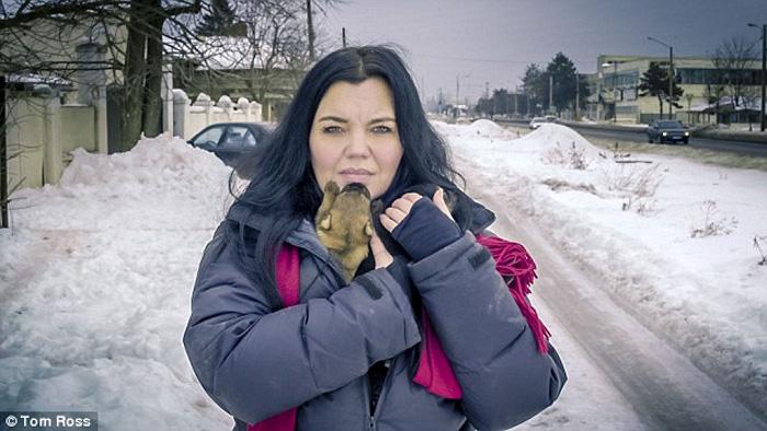 Этих животных активистам удалось спасти.
