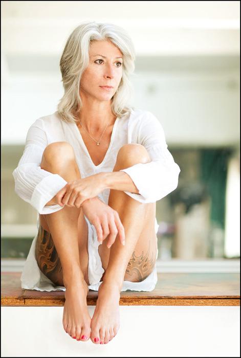 56-летняя Джулия Х. Фото: The Burning Lotus.