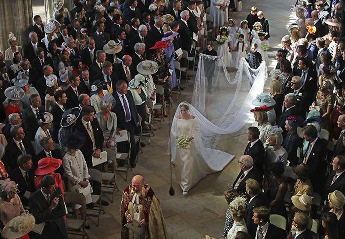 Свадьба Гарри и Меган.