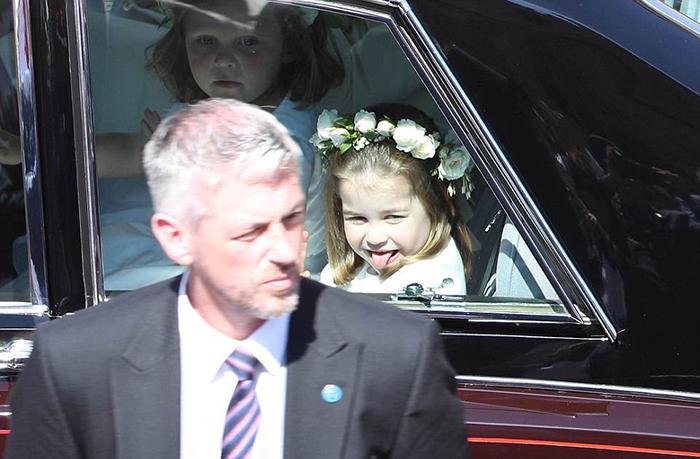 Принцесса Шарлотта.