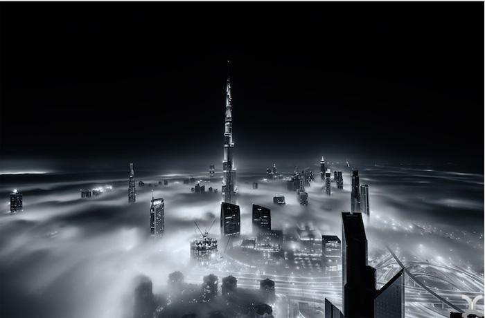 Необыкновенные красивые фотографии Дубаи в объективе Даниэла Чеонга.