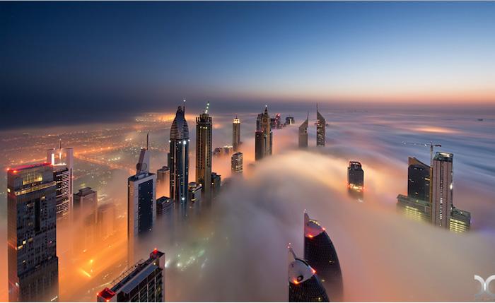 Дубаи в объективе Даниэла Чеонга.