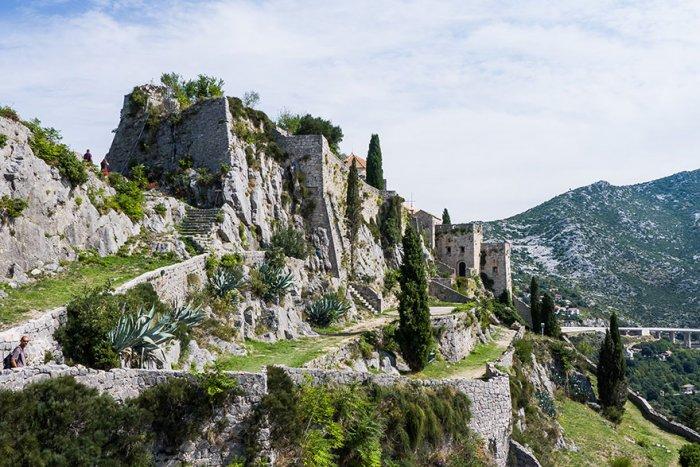Крепость Клис — Миэрин.