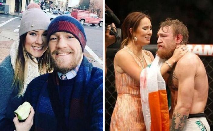 «Она была со мной, когда я был никем»: история любви бойца-чемпиона из Ирландии
