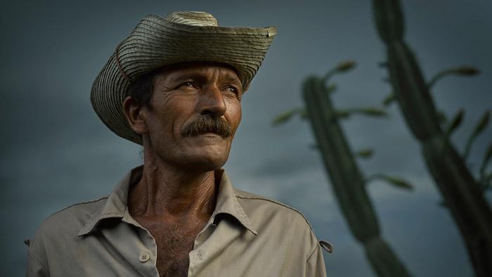 Рауль Кастенада, 48 лет (Пуэрта де Гольпе). Автор фото: Jeroen Nieuwhuis.