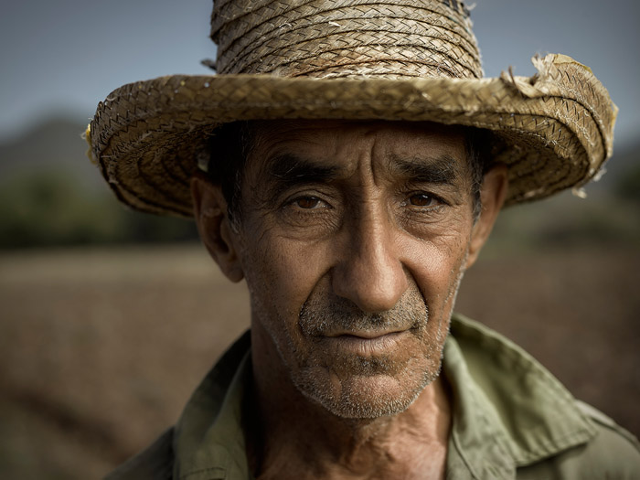 Альваро Маркес, 71 год. (Санта Крус де лос Пинос, Куба).