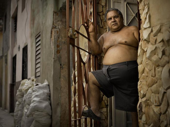 Артуро Сальдана (Гавана, Куба).  Автор фото: Jeroen Nieuwhuis.