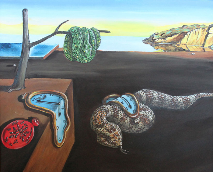 *Текучесть змей