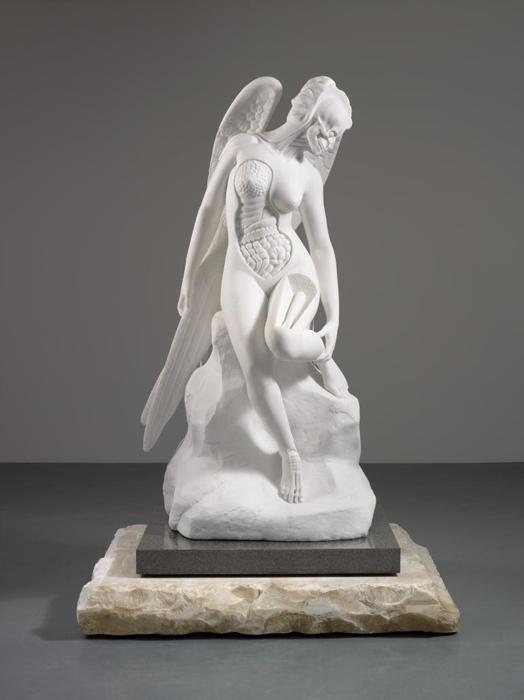Анатомия Ангела от Дэмьяна Хёрста.