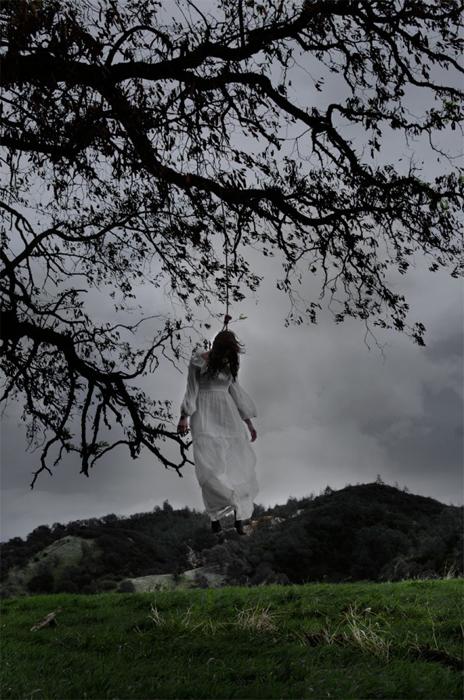 Белая ведьма. Автор фото: Daniel Vazquez.
