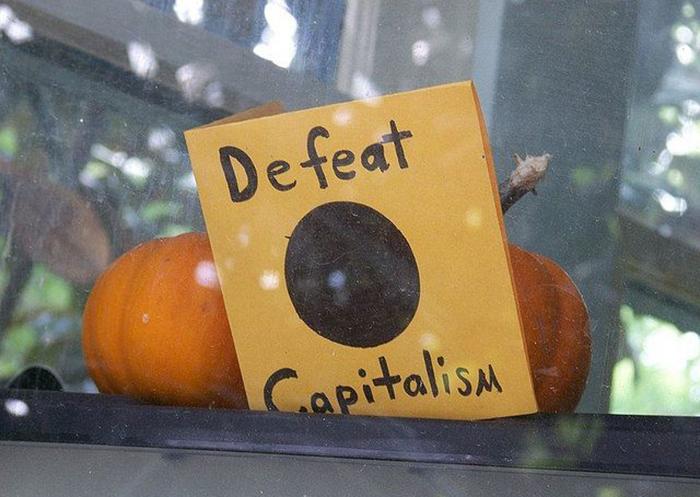 Сейчас Дариел Гарнер принимает активное участие в акциях, направленных против капитализма.