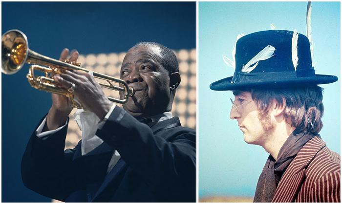 Фотографии музыкантов от Дэвида Редферна.