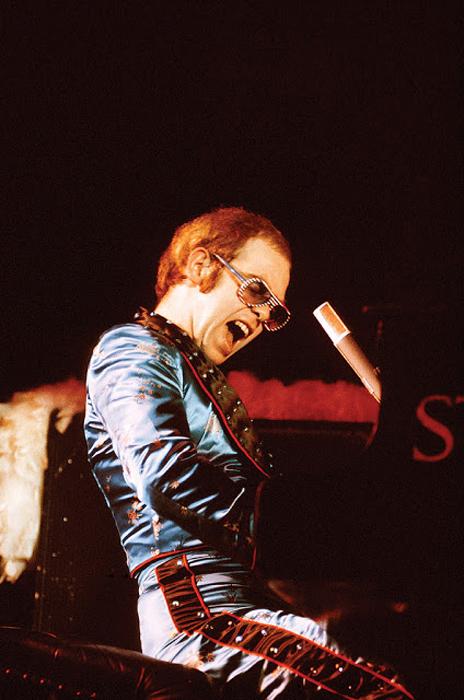 Elton John. Автор фото: David Redfern.
