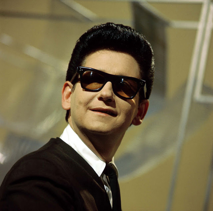 Roy Orbison.  Автор фото: David Redfern.