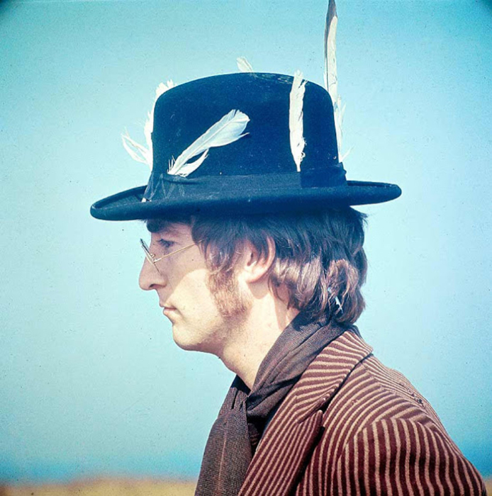 John Lennon.  Автор фото: David Redfern.