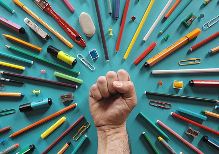 Эксперименты со цветом от Бенедетто Демайо.